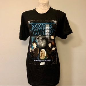 HOT TOPIC Doctor Who tee